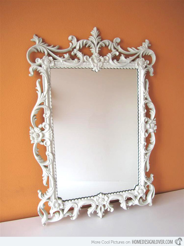 Antique Mirrors Decoration Designs Guide