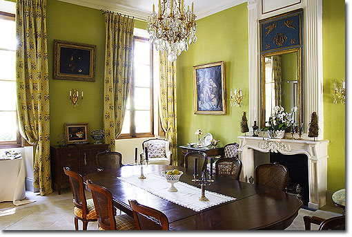 Green Dining Room Green Dining Room Green Dining Room Green