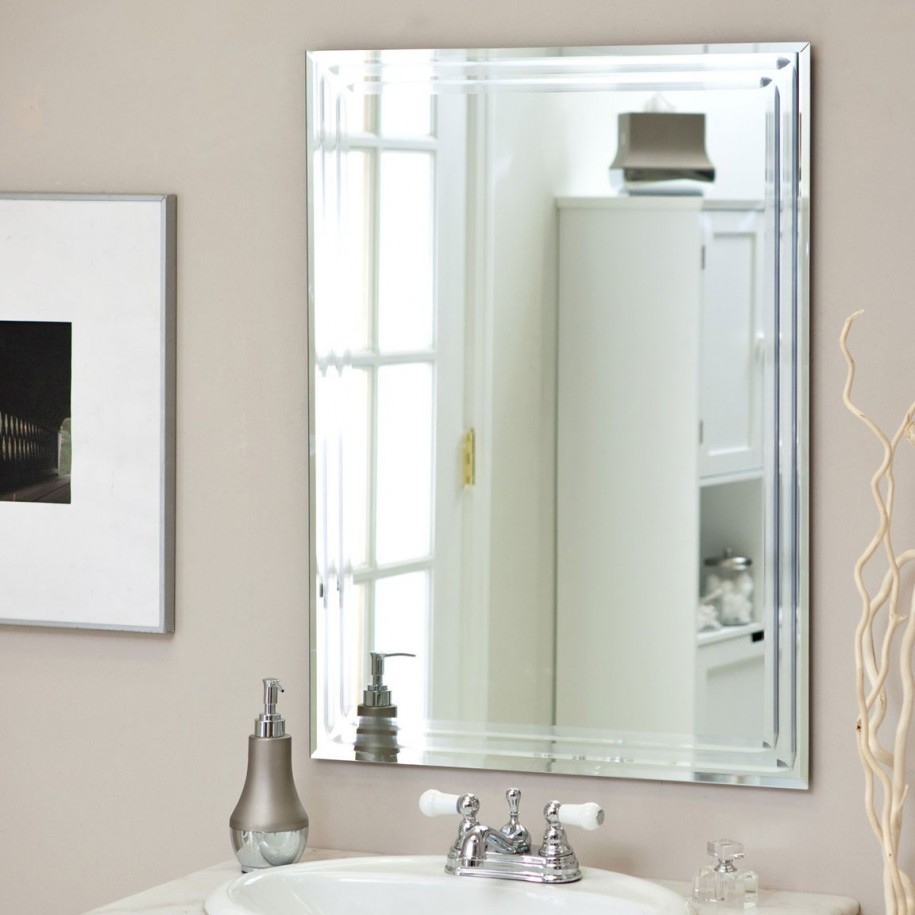 Fancy Placement Of Bathroom Mirror Ideasdecoration Designs Guide