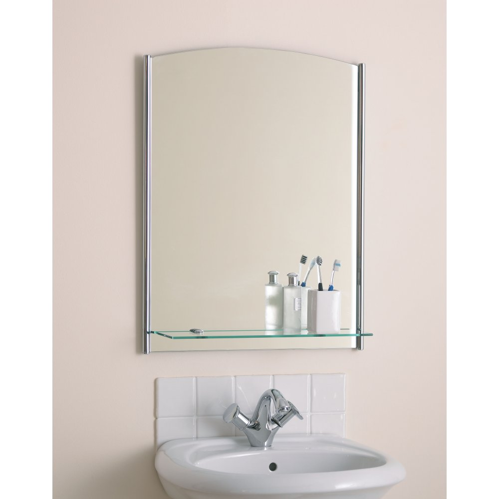 Fancy Placement Of Bathroom Mirror Ideas