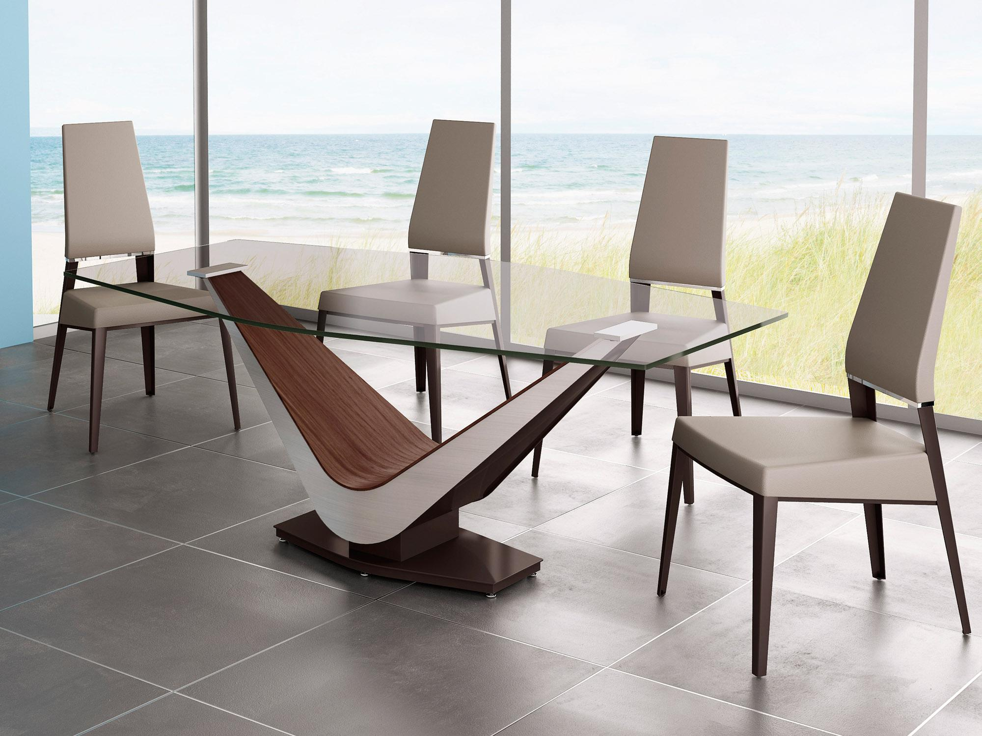Modern Glass Dining Table Decoration Designs Guide