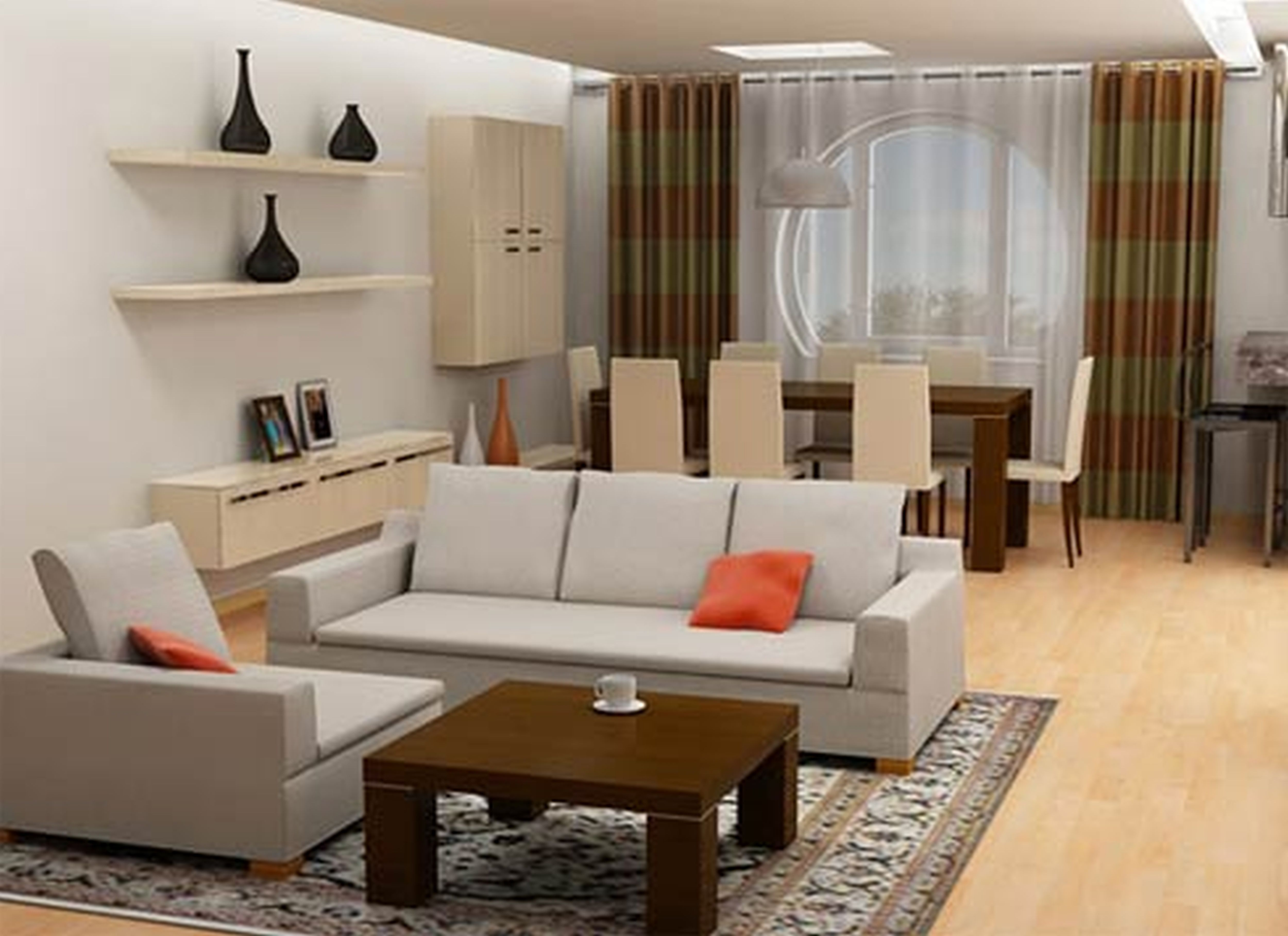 Small Living Room Interior Design small living room ideas with modern design | decoration designs guide
