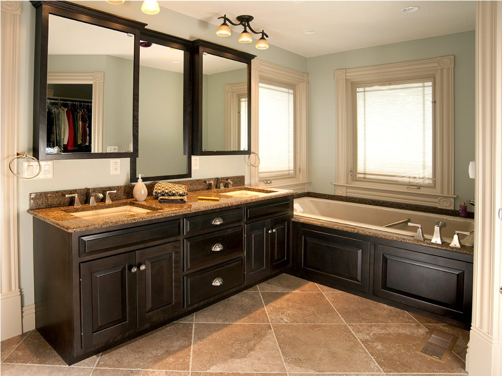 Small Bathroom Vanity Cabinets Design Ideas Decoration Designs Guide - Vanity cabinet design