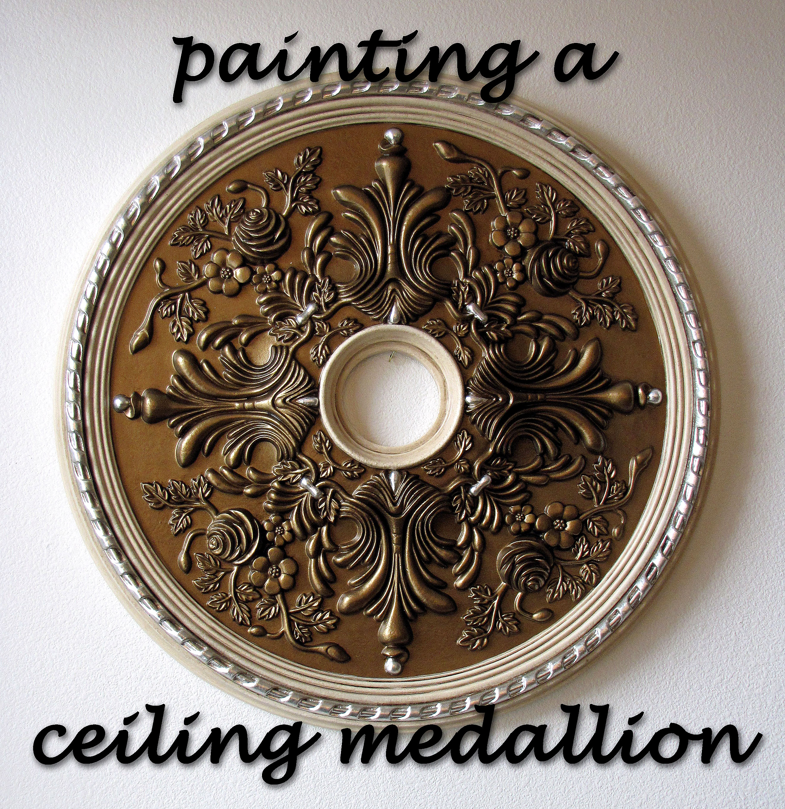 Ceiling Medallion Decoration Designs