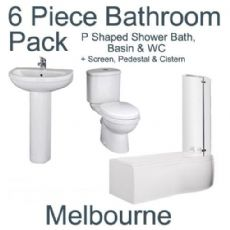cheap bathroom suites