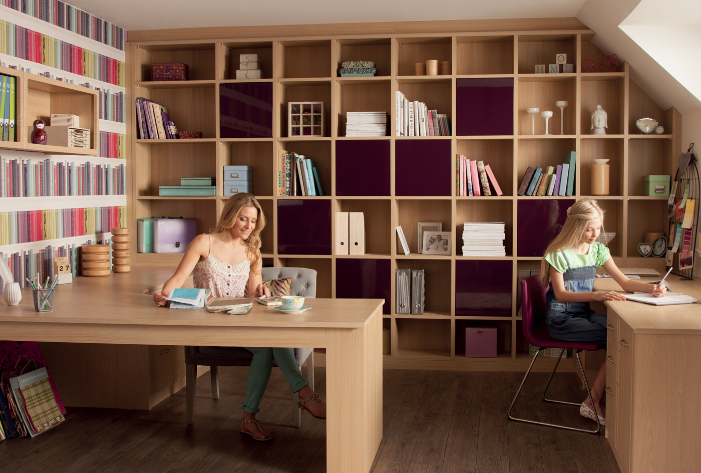 Home office furniture decoration designs guide How many hours do interior designers work