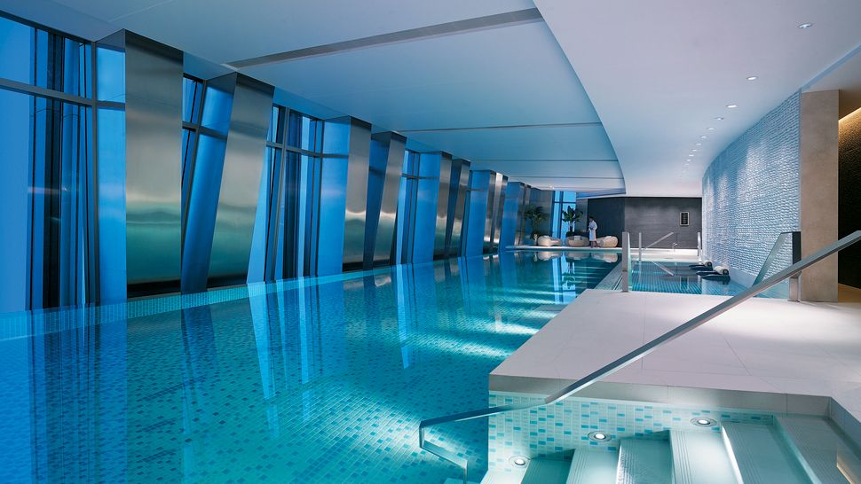 indoor swimming pool | Decoration Designs Guide