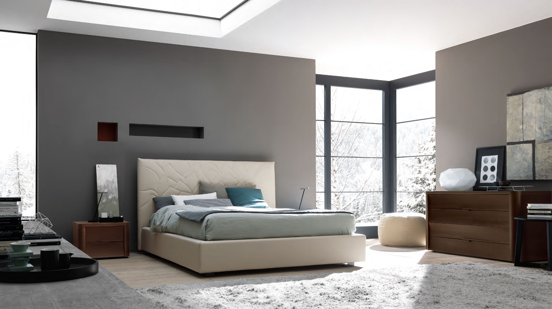 modern bedroom | Decoration Designs Guide
