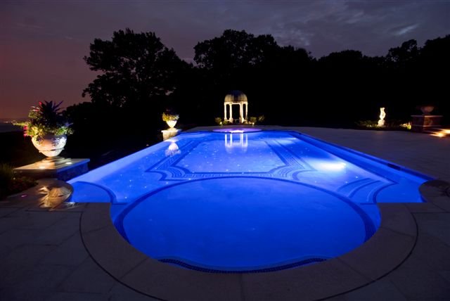 Pool Lights Decoration Designs Guide