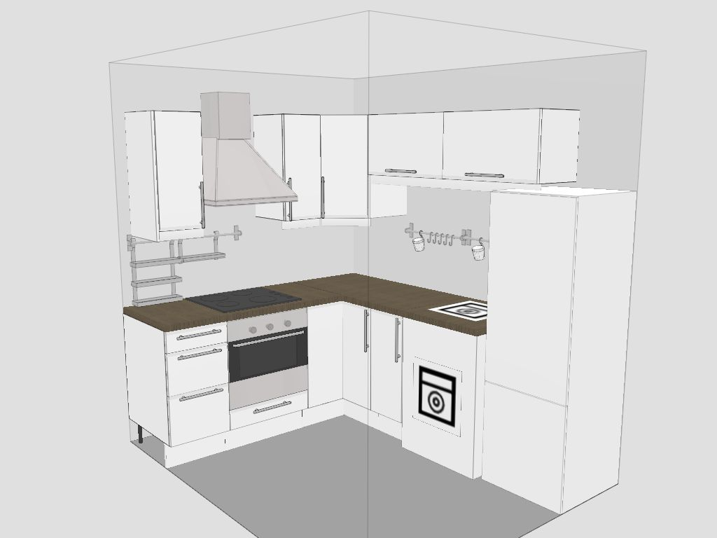 small kitchen design