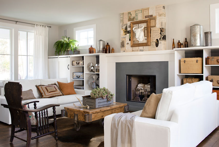 Cheap Decorating Ideas For A Small Living Room