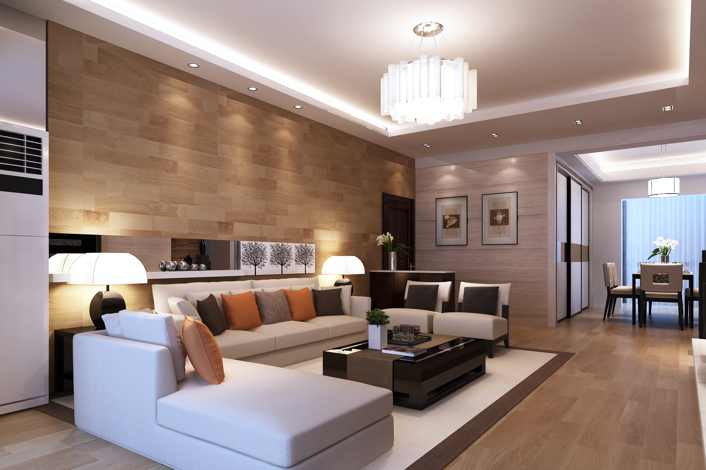 Exceptionnel A Guide To Modern Living Room Designs