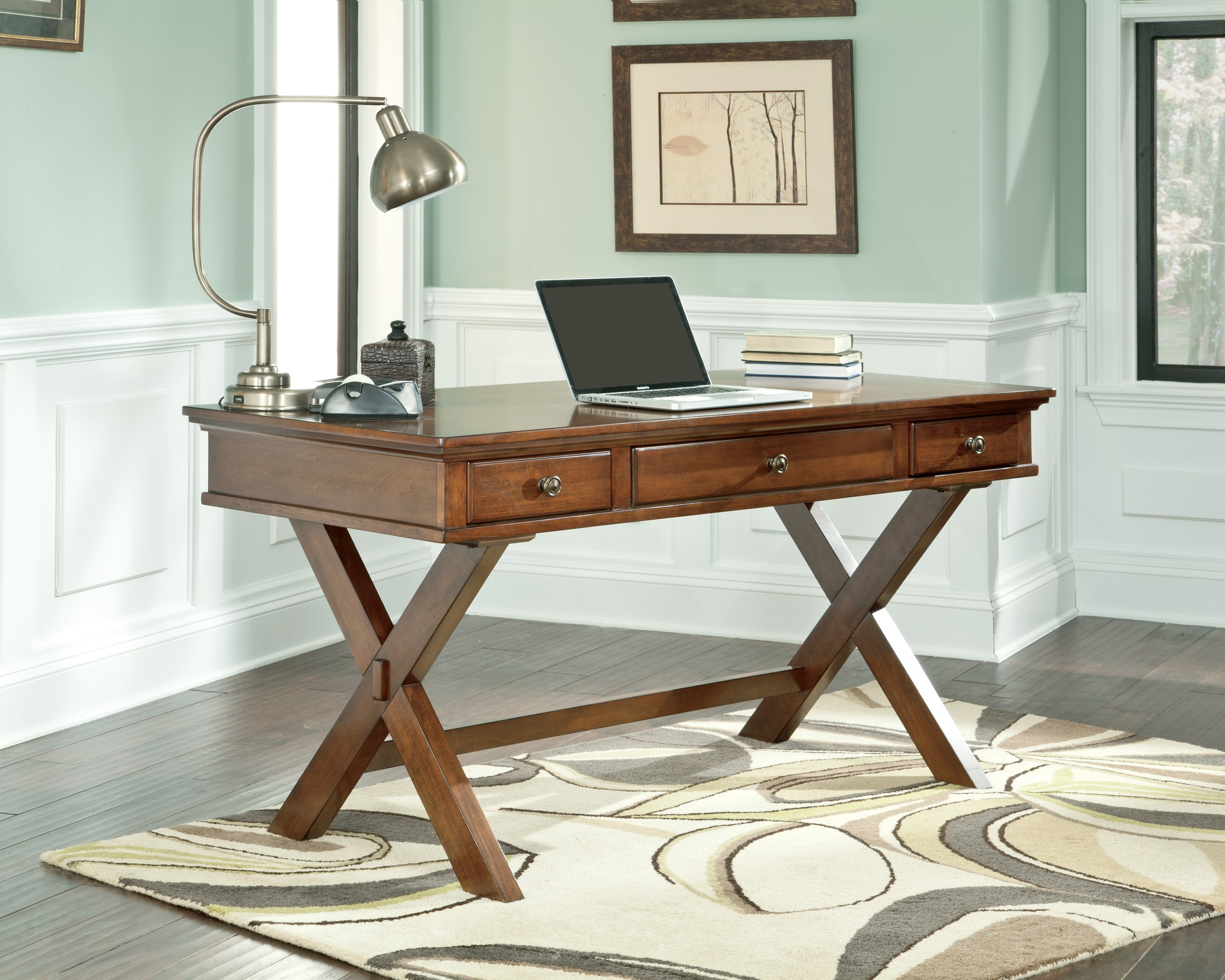 Attrayant Burkesville Home Office Desk By Signature Design