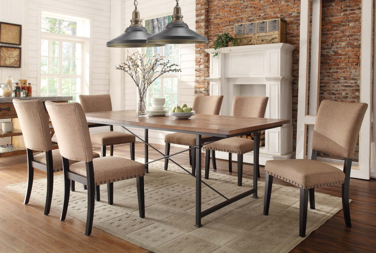 cloth covered dining room chairs - dining room ideas Dining Room Chairs