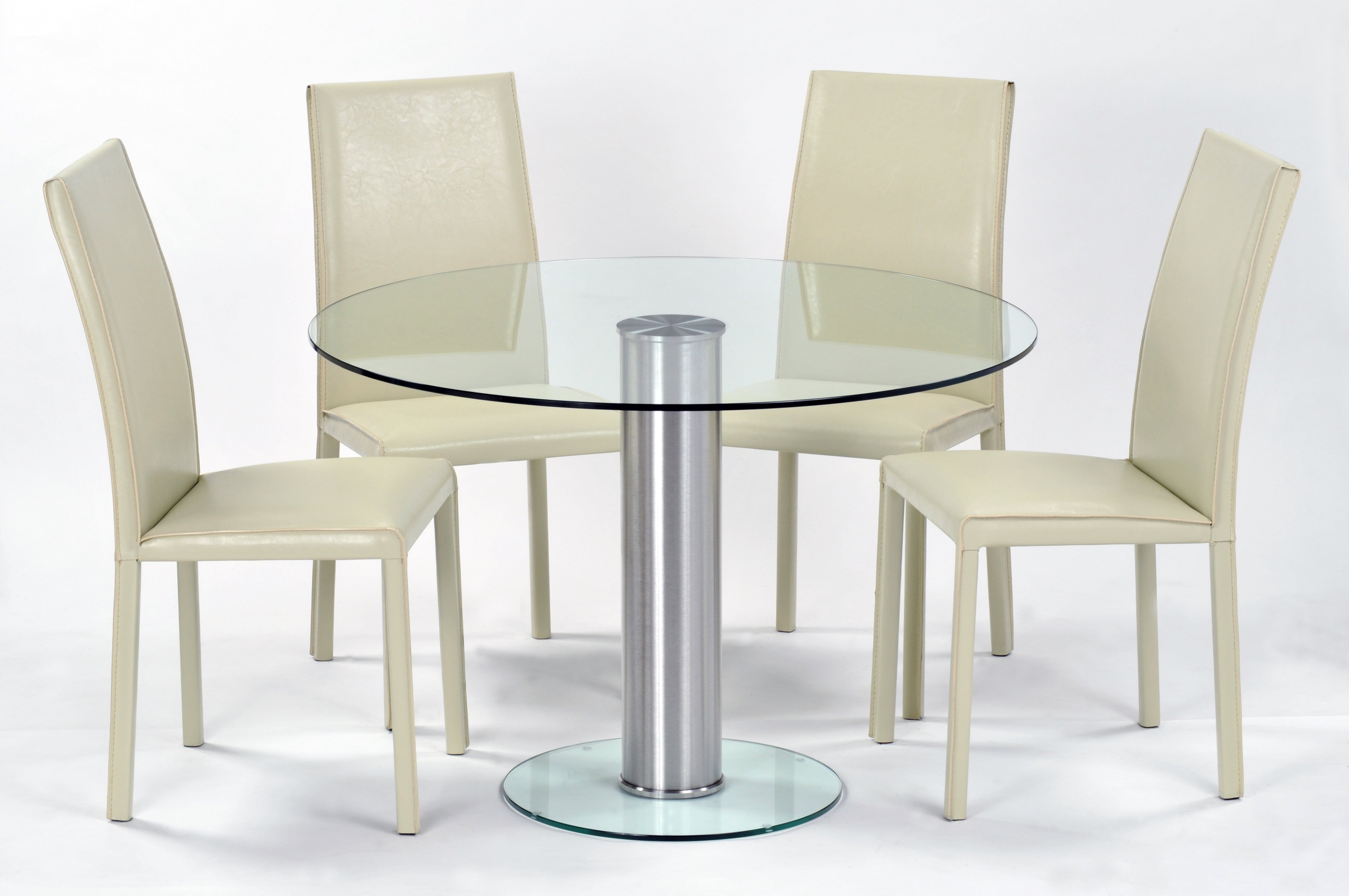 Contemporary Gl Dining Sets