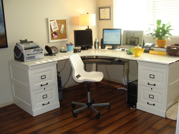 Create Your Own Home Office Desk