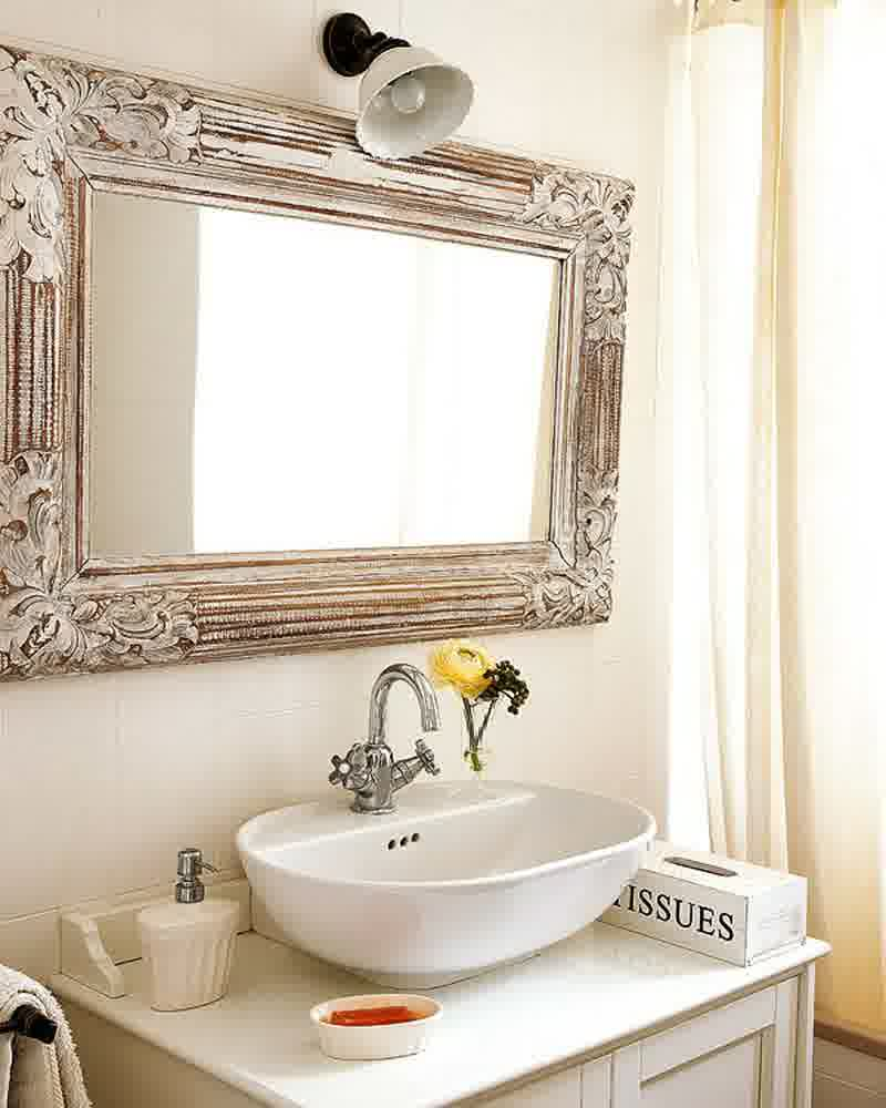 Decorative U0026 Refresh Bathroom Mirror Ideas