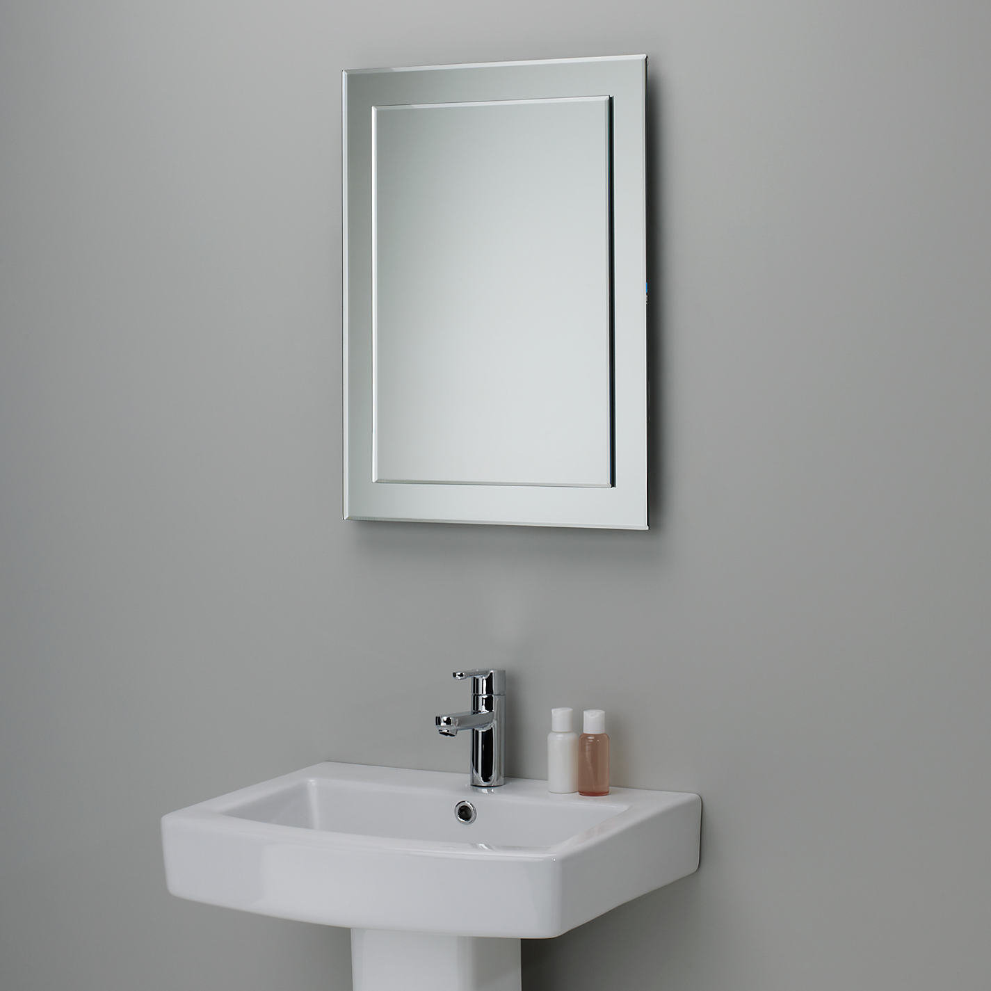 Duo Wall Bathroom Mirror