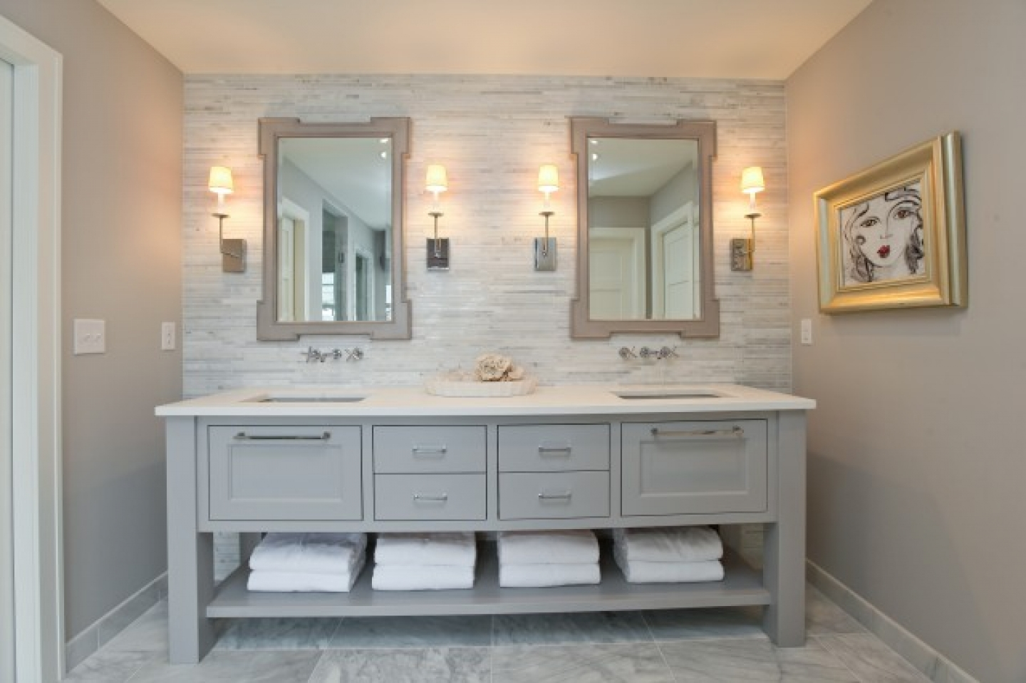 how to choose the right bathroom vanity cabinets