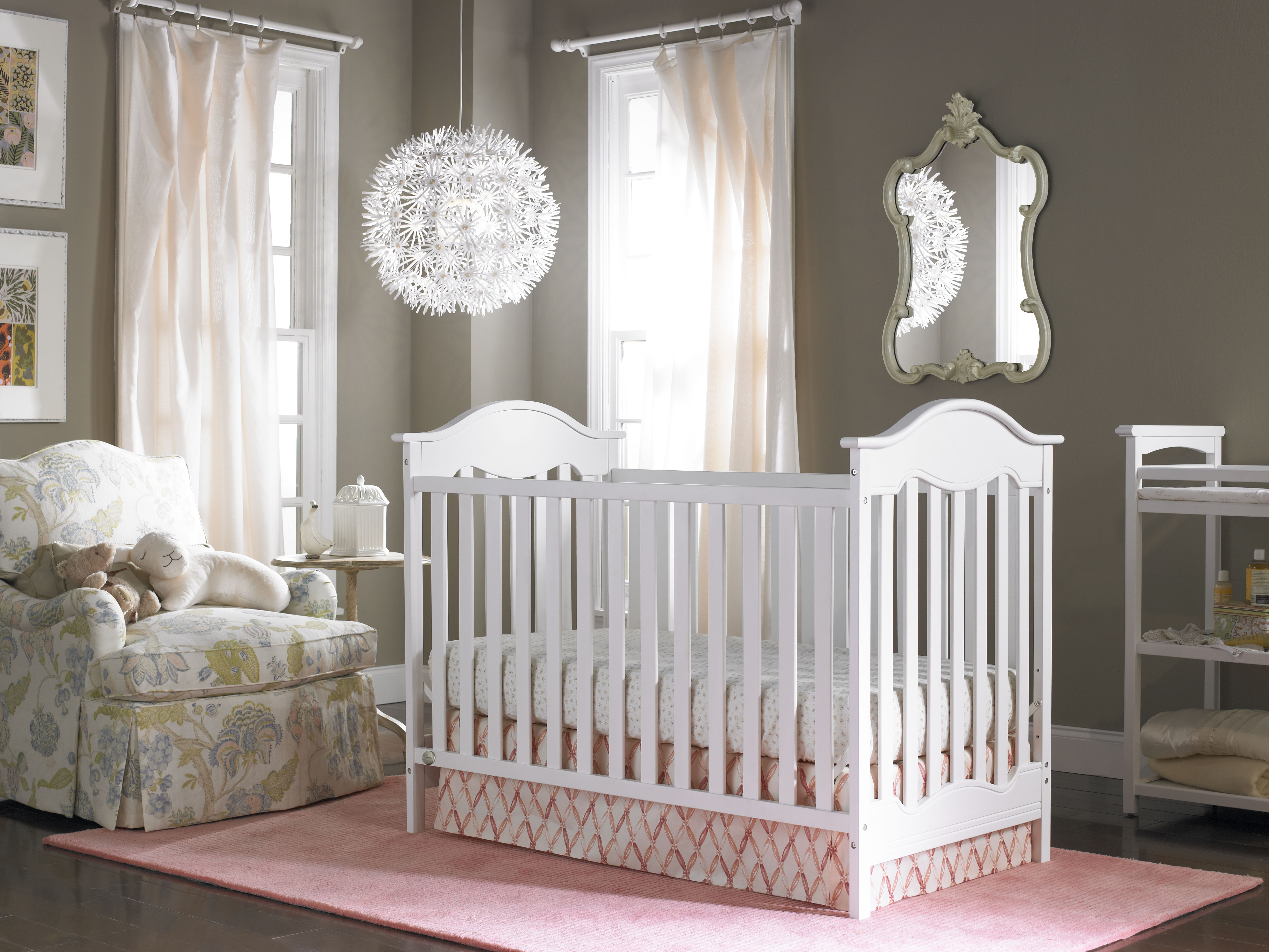 Incredible Design Rustic Nursery