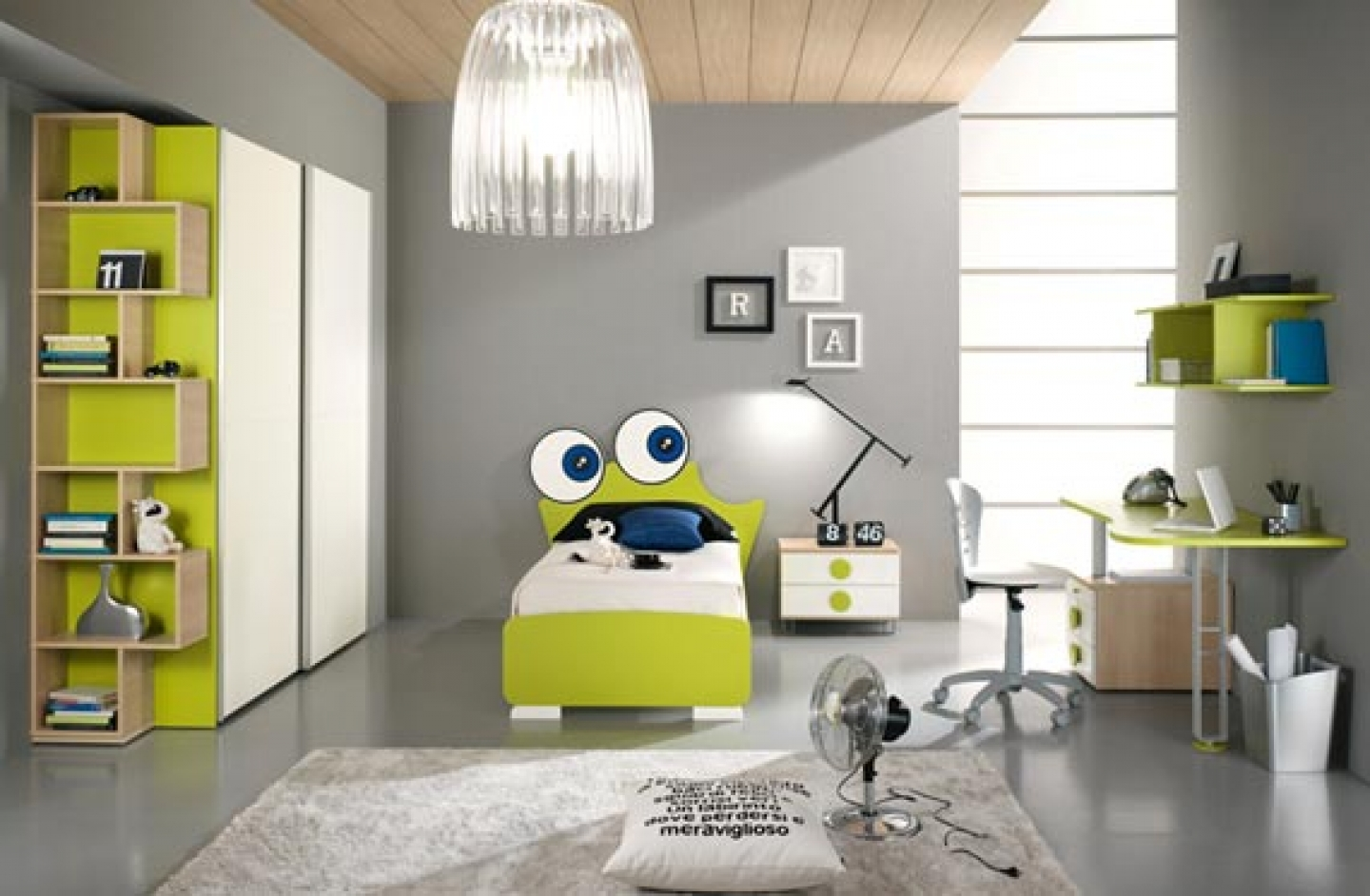 Kids Bedroom Ideas Design