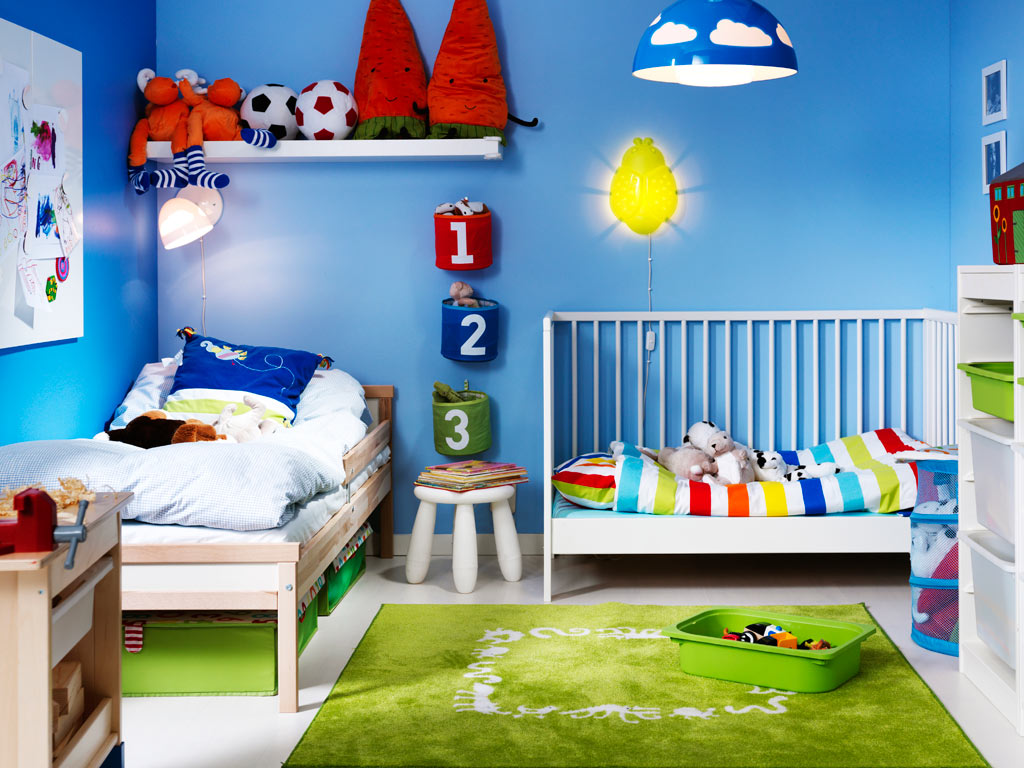 Kids Bedroom Ideas For Growth Age Boy