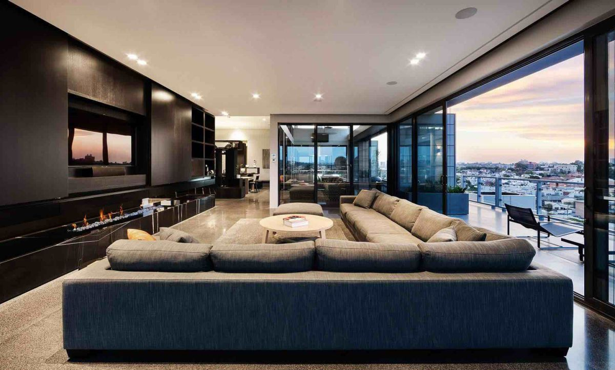 Modern Living Room Design From Talented Architects ...