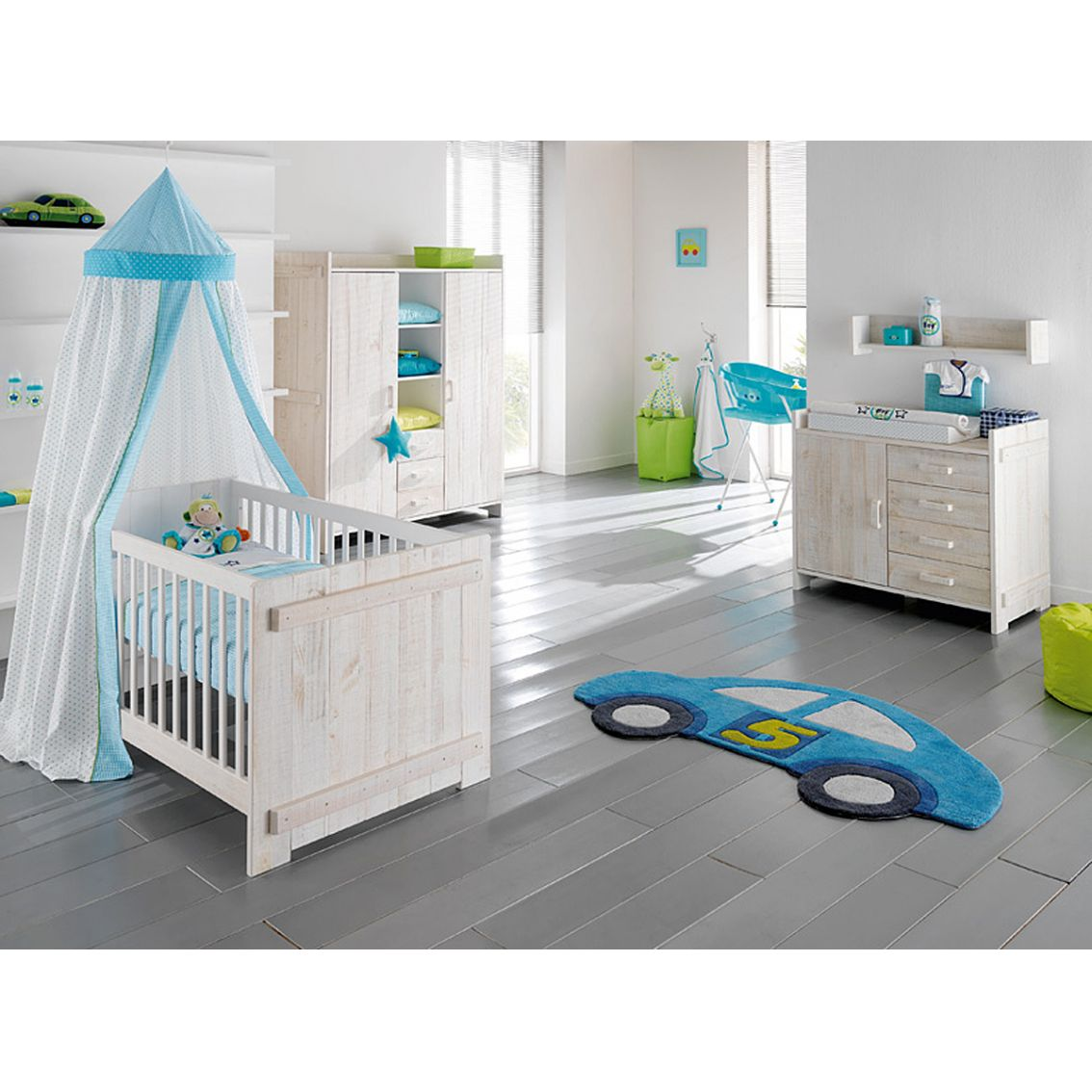 Nursery Furniture Decoration Designs