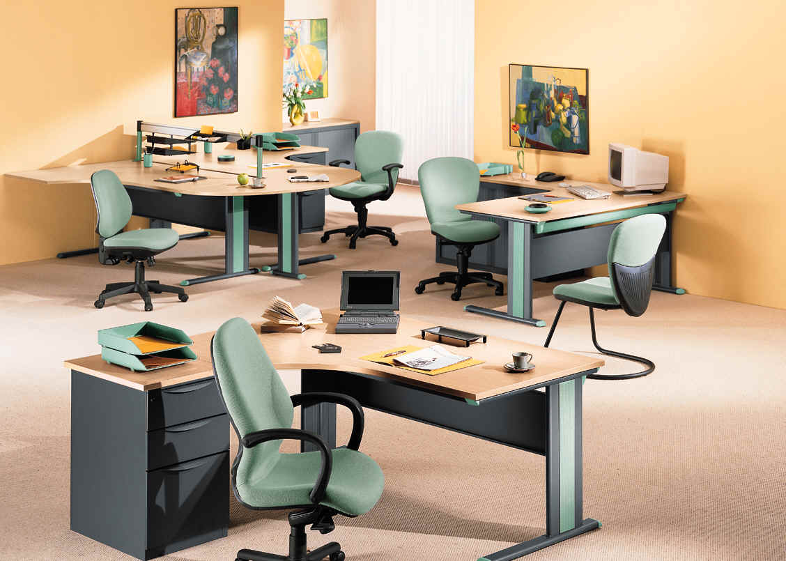 Several Options Available For Office Furniture