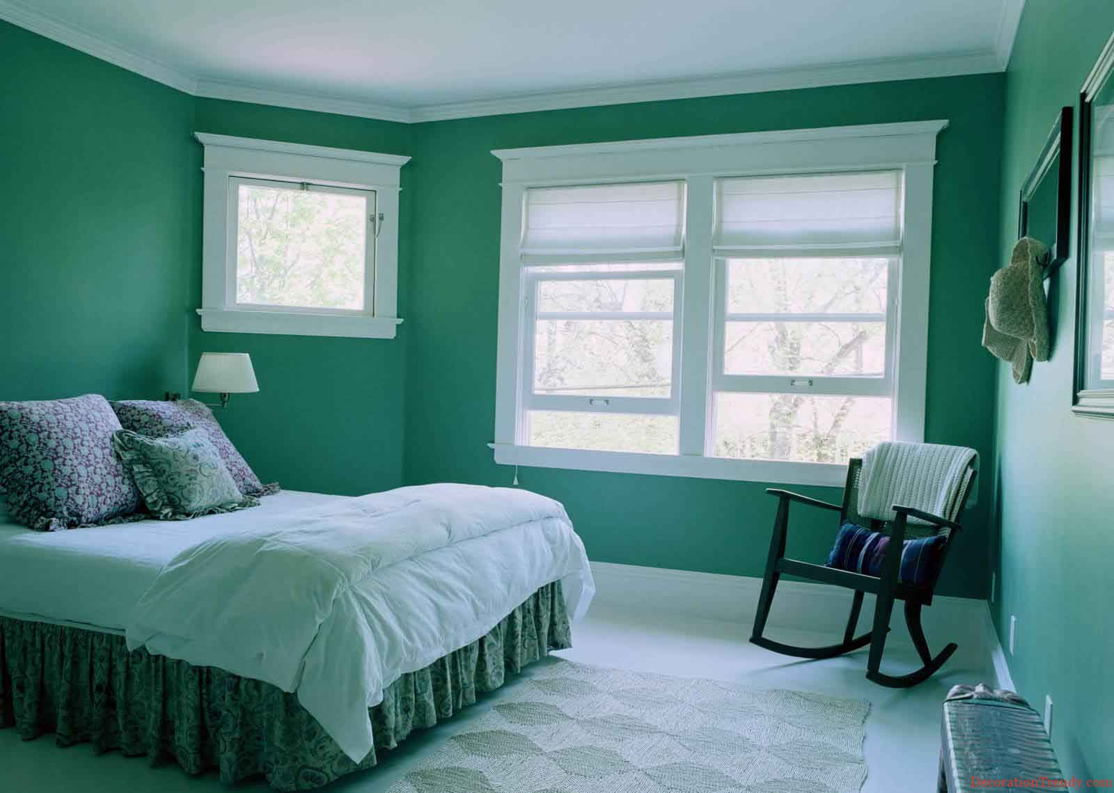 Simple Bedroom Colors And Idea