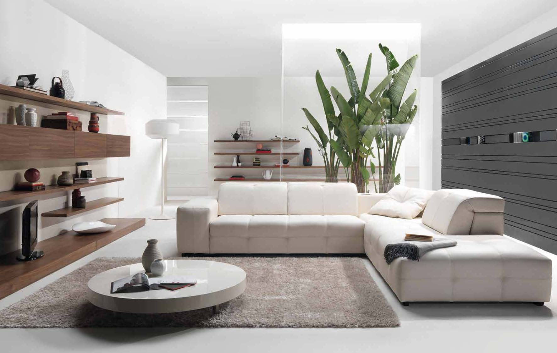 Exceptionnel 16 Stunning White Living Room Ideas For Any Styles   Reverb