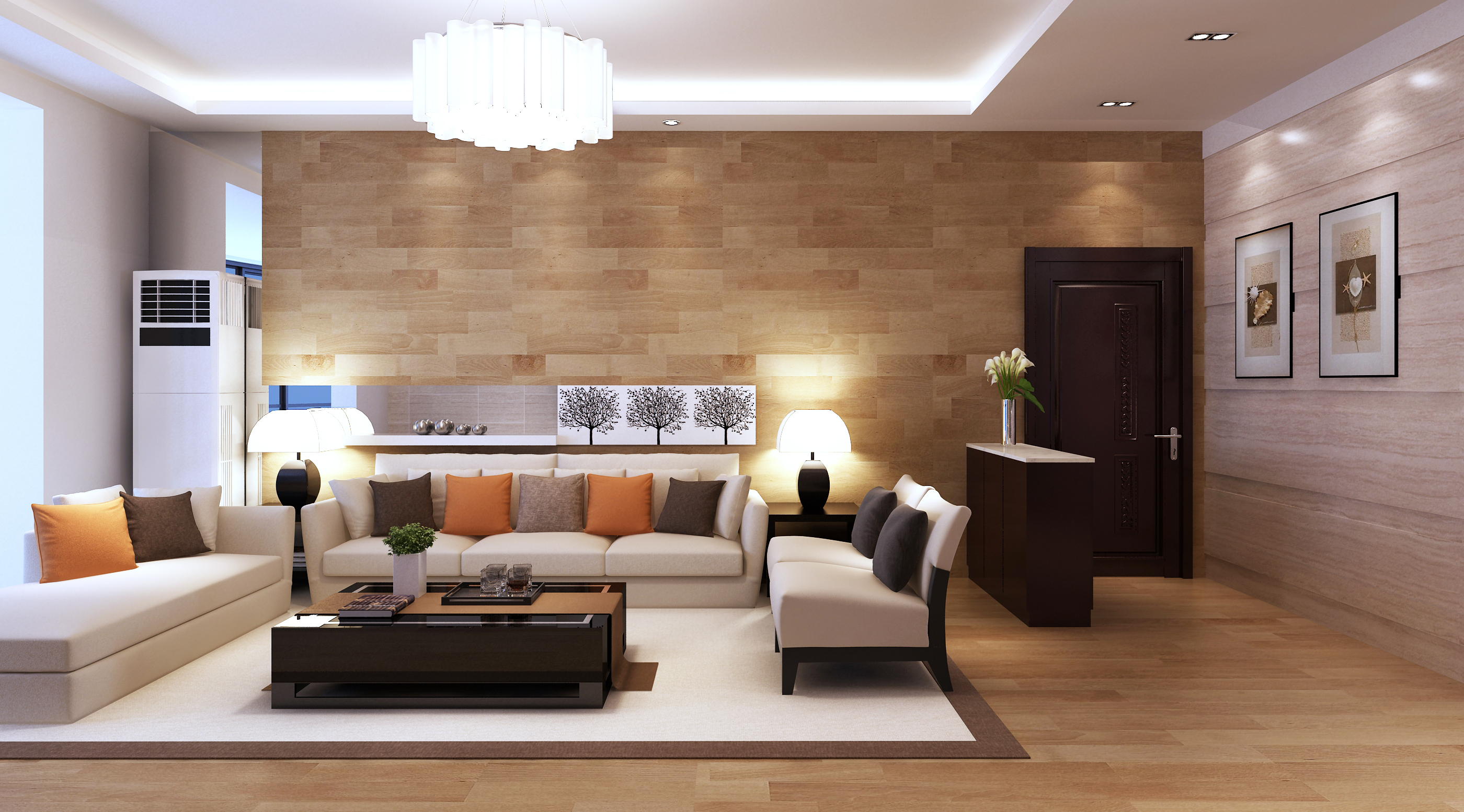 Guide To Modern Living Room Designs