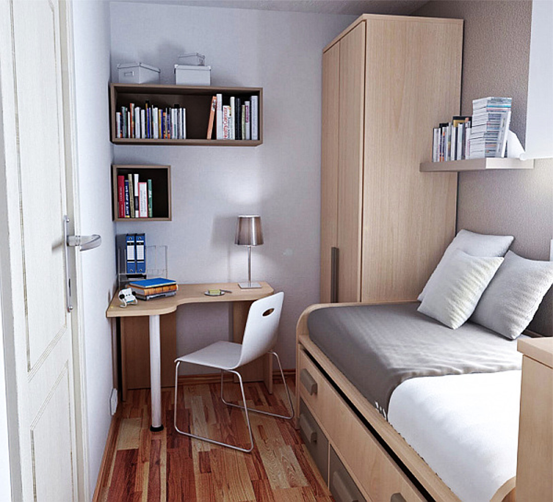 small-bedroom-storage-ideas | Decoration Designs Guide
